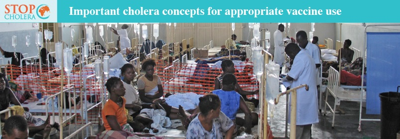 Patients in a cholera treatment centre in Beira, Mozambique. Photo: Lorenz Von Seidlein (2006)